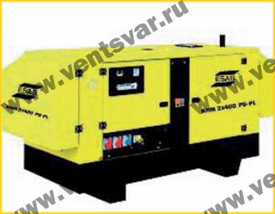 Сварочные генераторы KHM 2X400PS