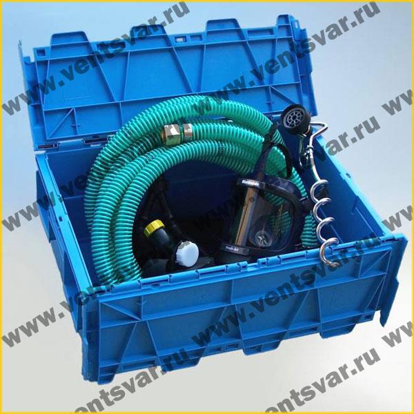 Система подачи воздуха BA System
