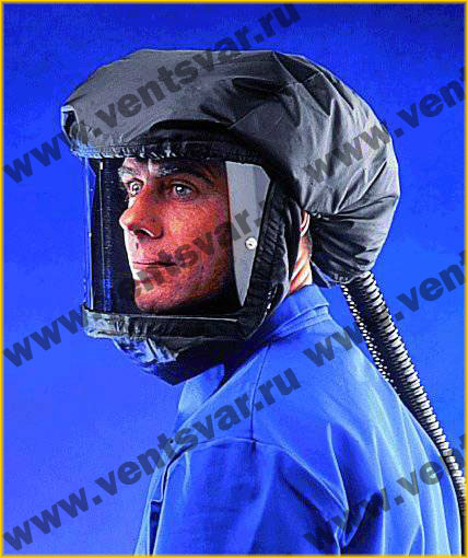 Маска для защиты при шлифовке с устройством AIR 160/200/CA