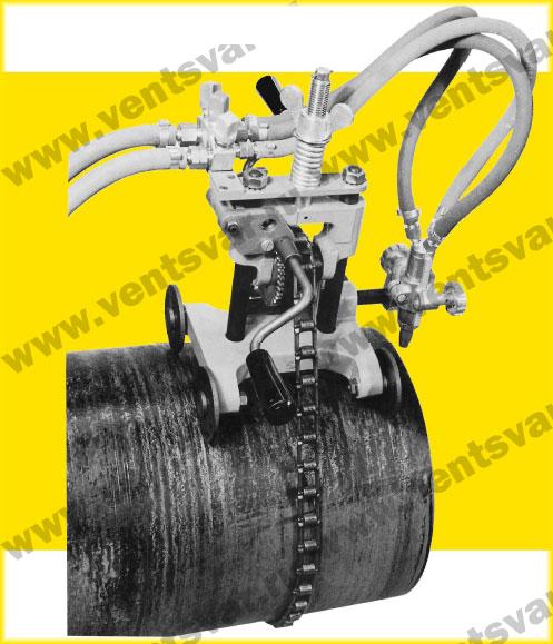 Портативное устройство для резки труб и снятия фасок ESAB PPC
