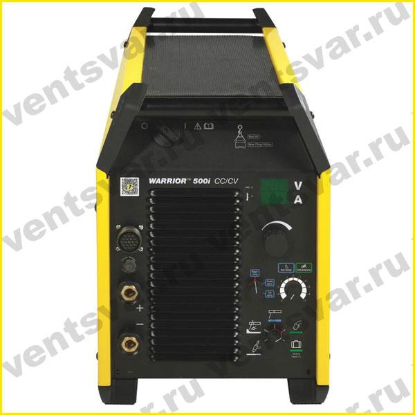 Качество и особенности WARRIOR™ 400i/500i CC/CV