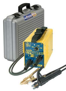 GYSMI 131 - Сварочный аппарат инверторного типа, предназначен для ручной дуговой сварки штучным покрытым электродом...